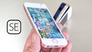 display iphone se