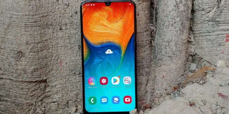 display samsung a51