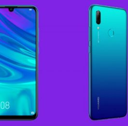 display huawei p smart 2019