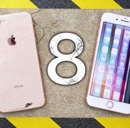 Inlocuire sticla iPhone 8